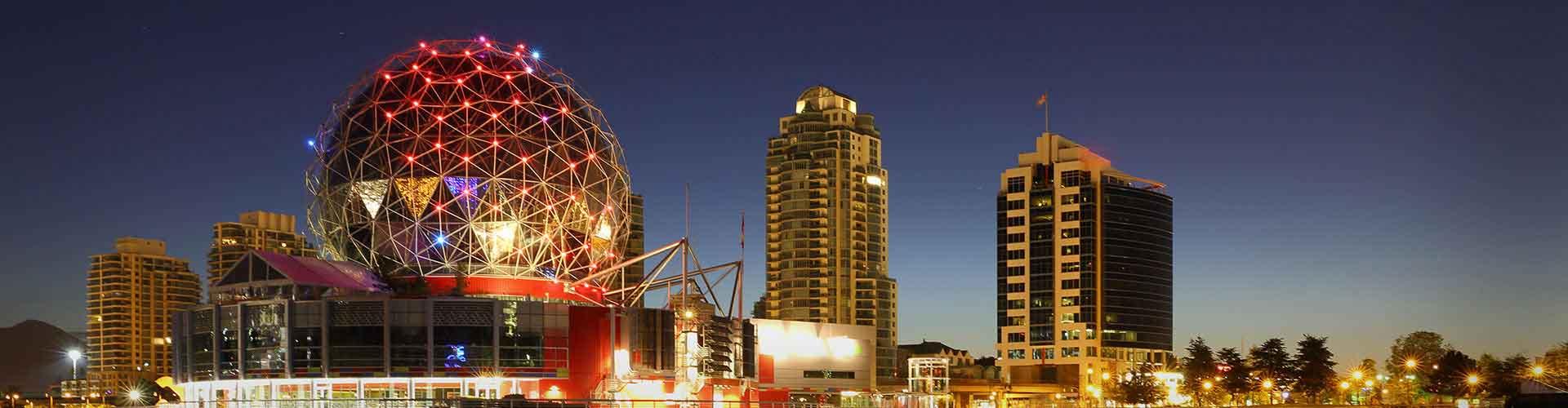 Vancouver – Hostellit kaupungiosassa Metrotown. Vancouver -karttoja, valokuvia ja arvosteluja kaikista Vancouver -hostelleista.