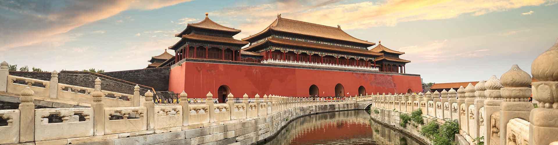 Peking – Hostellit kohteessa Peking. Peking -karttoja, valokuvia ja arvosteluja kaikista Peking -hostelleista.