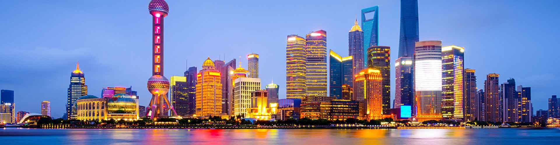 Shanghai – Hotellit lähellä maamerkkiä Shanghai Hongqiao kansainvälinen lentokenttä. Shanghai -karttoja, valokuvia ja arvosteluja kaikista Shanghai -hotelleista.