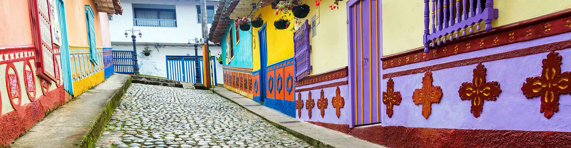 Medellín – Hostellit kohteessa Medellín. Medellín -karttoja, valokuvia ja arvosteluja kaikista Medellín -hostelleista.