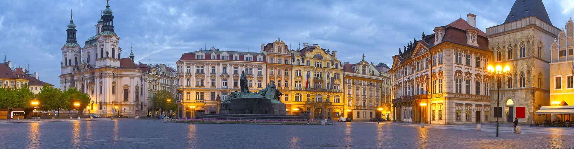 Praha – Hostellit lähellä Kupungin keskusta. Praha -karttoja, valokuvia ja arvosteluja kaikista Praha -hostelleista.
