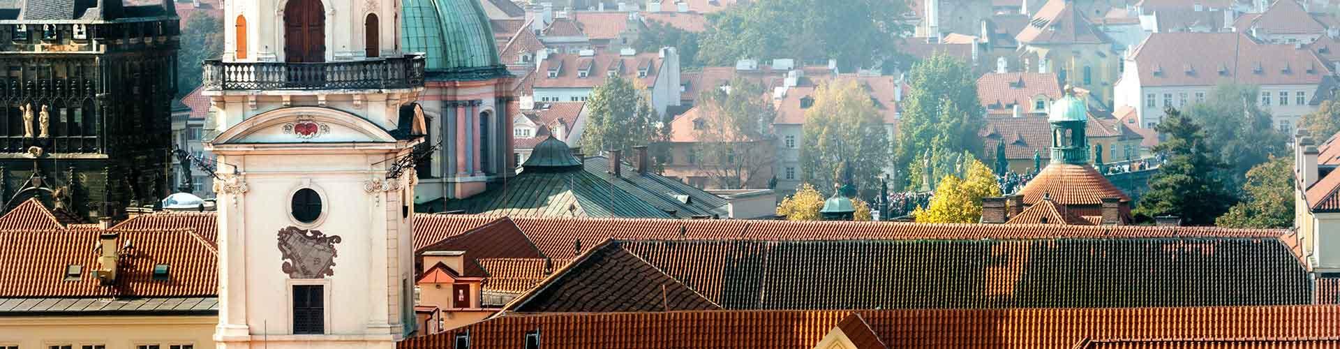 Praha – Hostellit lähellä Clementinum. Praha -karttoja, valokuvia ja arvosteluja kaikista Praha -hostelleista.