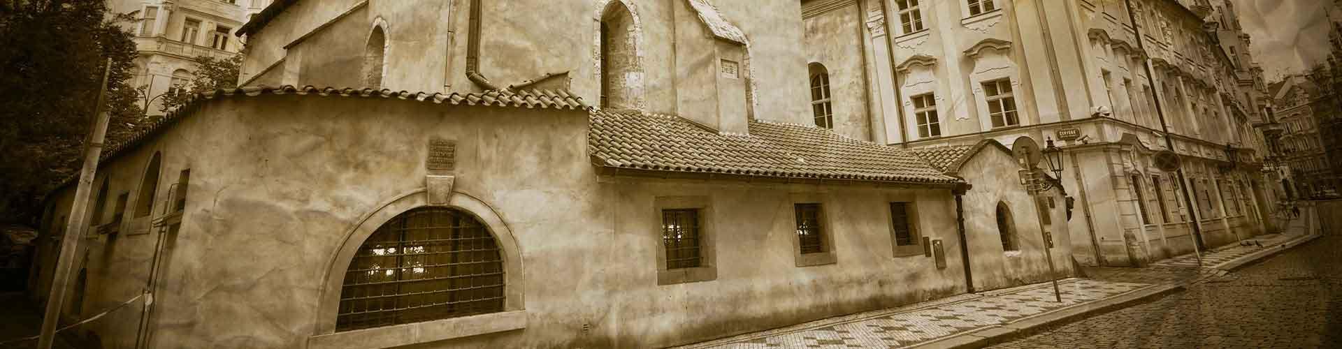 Praha – Hostellit lähellä Jewish Town Hall. Praha -karttoja, valokuvia ja arvosteluja kaikista Praha -hostelleista.