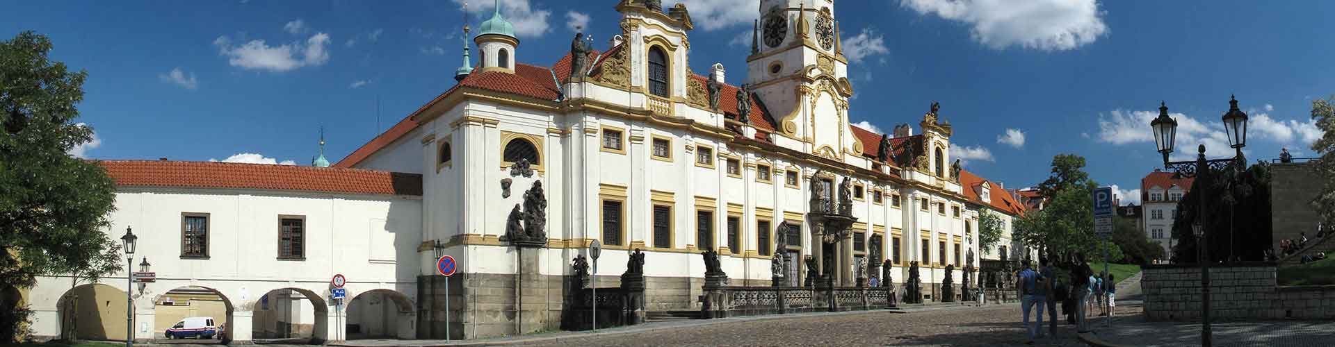 Praha – Hostellit lähellä Loreta. Praha -karttoja, valokuvia ja arvosteluja kaikista Praha -hostelleista.