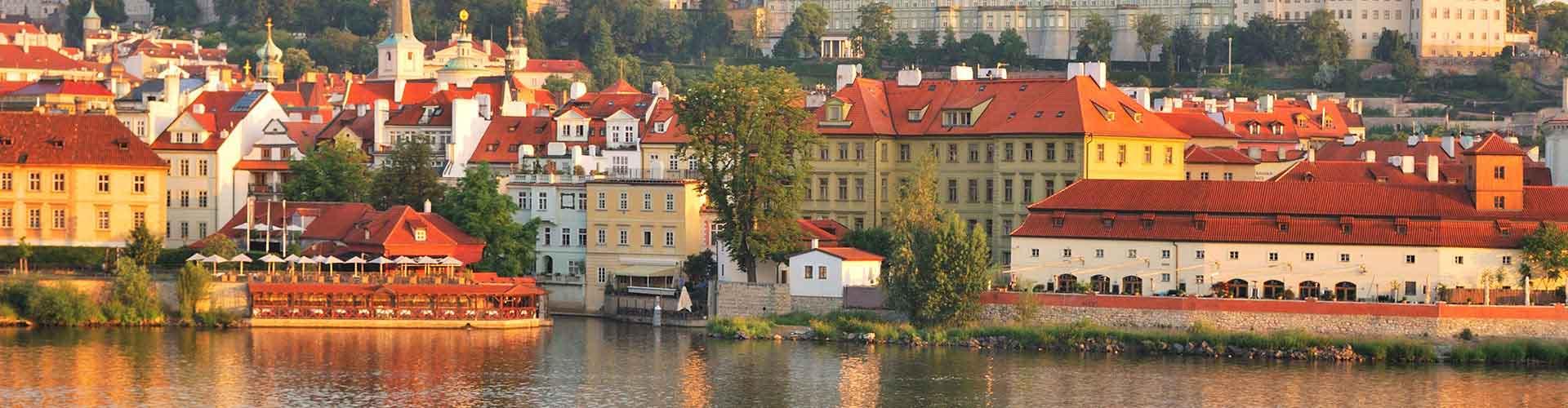 Praha – Hostellit lähellä Prahan linna. Praha -karttoja, valokuvia ja arvosteluja kaikista Praha -hostelleista.