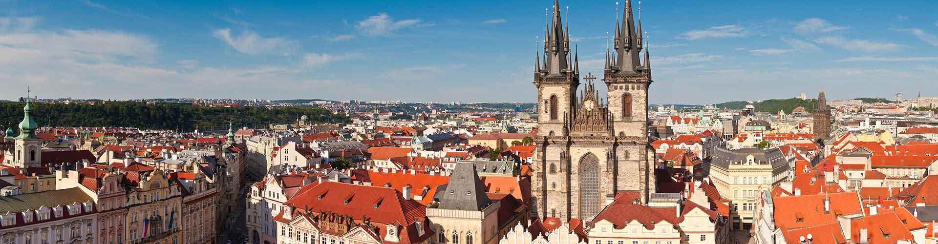 Praha – Hostellit lähellä Tyn kirkko. Praha -karttoja, valokuvia ja arvosteluja kaikista Praha -hostelleista.
