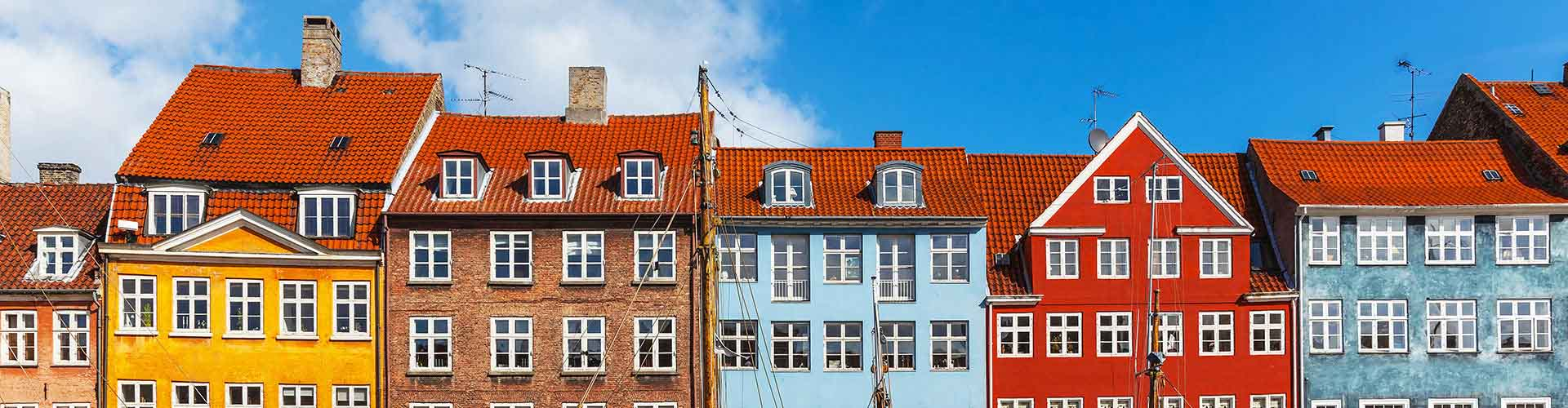 Kööpenhamina – Hostellit kaupungiosassa Island Brygge. Kööpenhamina -karttoja, valokuvia ja arvosteluja kaikista Kööpenhamina -hostelleista.