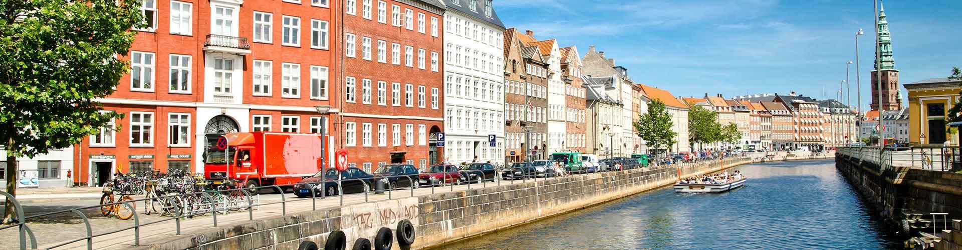 Kööpenhamina – Hostellit kaupungiosassa Indre By. Kööpenhamina -karttoja, valokuvia ja arvosteluja kaikista Kööpenhamina -hostelleista.