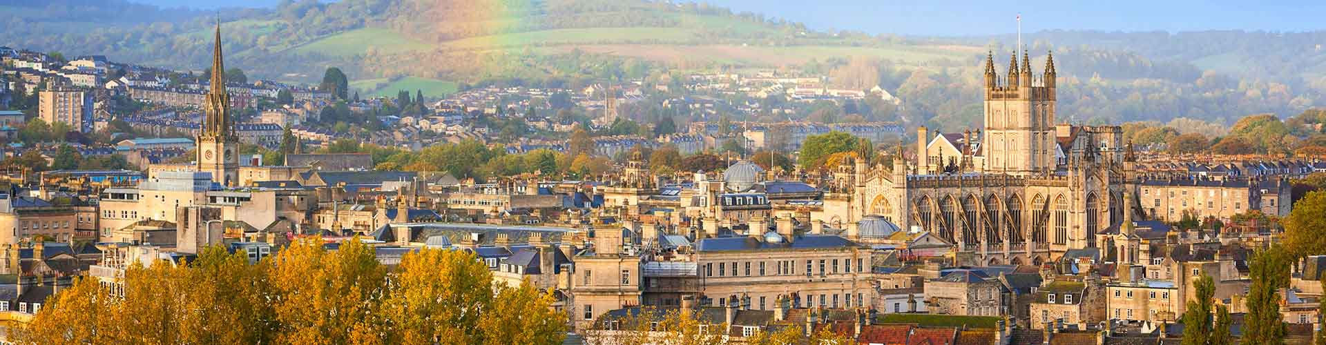 Bath – Student accommodation, hostels and coworking spaces in Bath (Englanti). Maps of Bath, photos and reviews for each place in Bath.