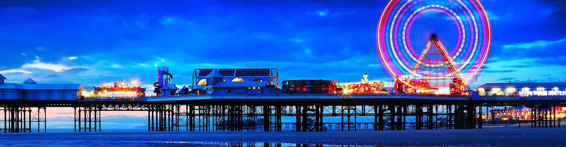 Blackpool – Hostellit kohteessa Blackpool. Blackpool -karttoja, valokuvia ja arvosteluja kaikista Blackpool -hostelleista.