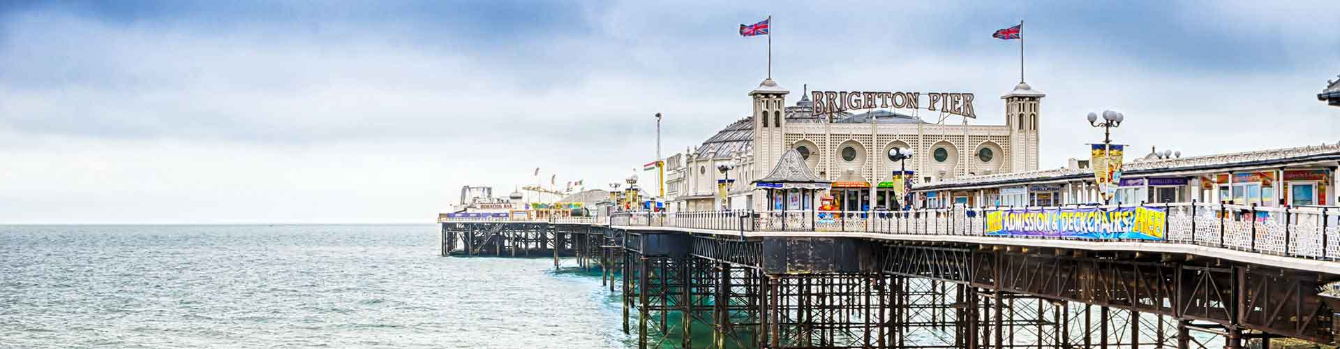 Brighton & Hove – Student accommodations, hostels and coworking spaces in Brighton & Hove (Englanti). Maps of Brighton & Hove, photos and reviews for each place in Brighton & Hove.