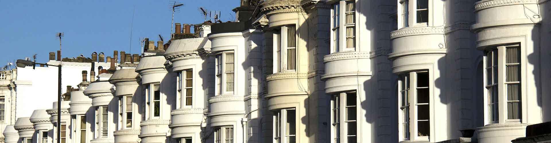 Lontoo – Hostellit kaupungiosassa Bayswater. Lontoo -karttoja, valokuvia ja arvosteluja kaikista Lontoo -hostelleista.
