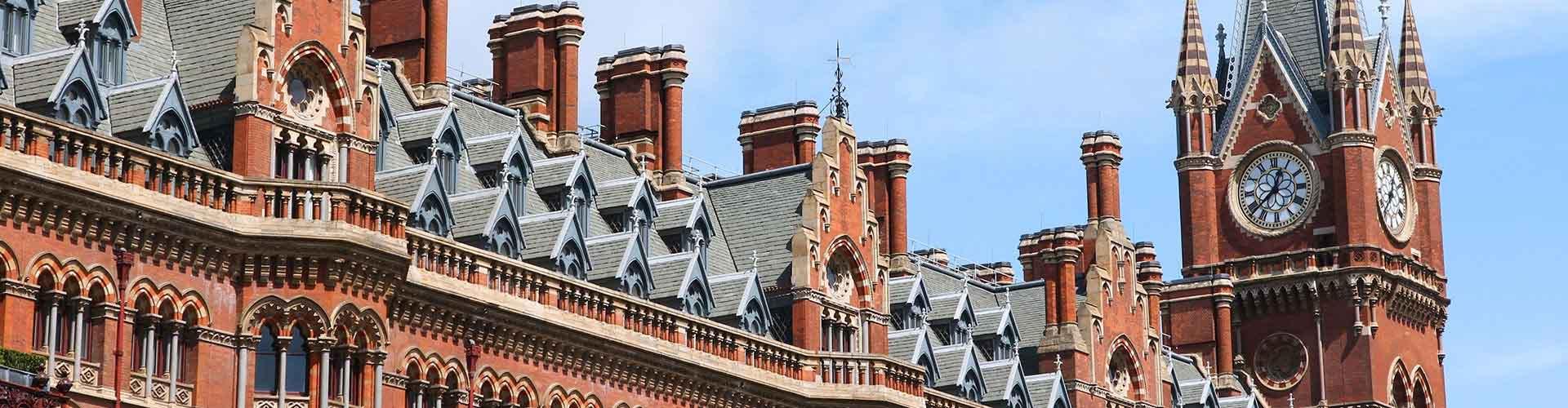 Lontoo – Hostellit kaupungiosassa Borough of Camden. Lontoo -karttoja, valokuvia ja arvosteluja kaikista Lontoo -hostelleista.