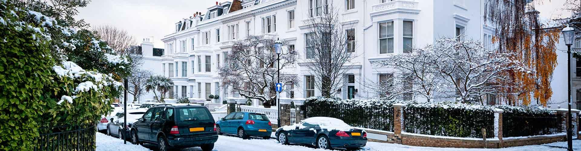 Lontoo – Hostellit kaupungiosassa Borough of Kensington and Chelsea. Lontoo -karttoja, valokuvia ja arvosteluja kaikista Lontoo -hostelleista.