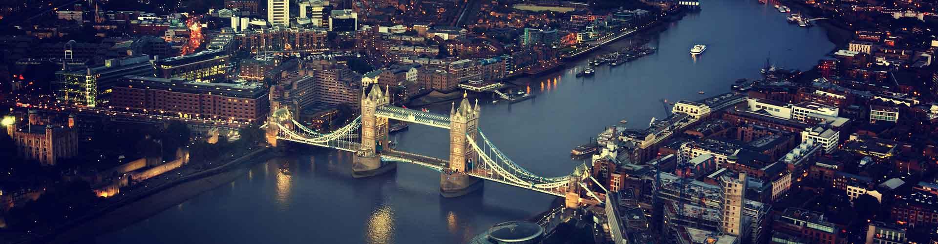 Lontoo – Hostellit kaupungiosassa Southwarkin taajama. Lontoo -karttoja, valokuvia ja arvosteluja kaikista Lontoo -hostelleista.