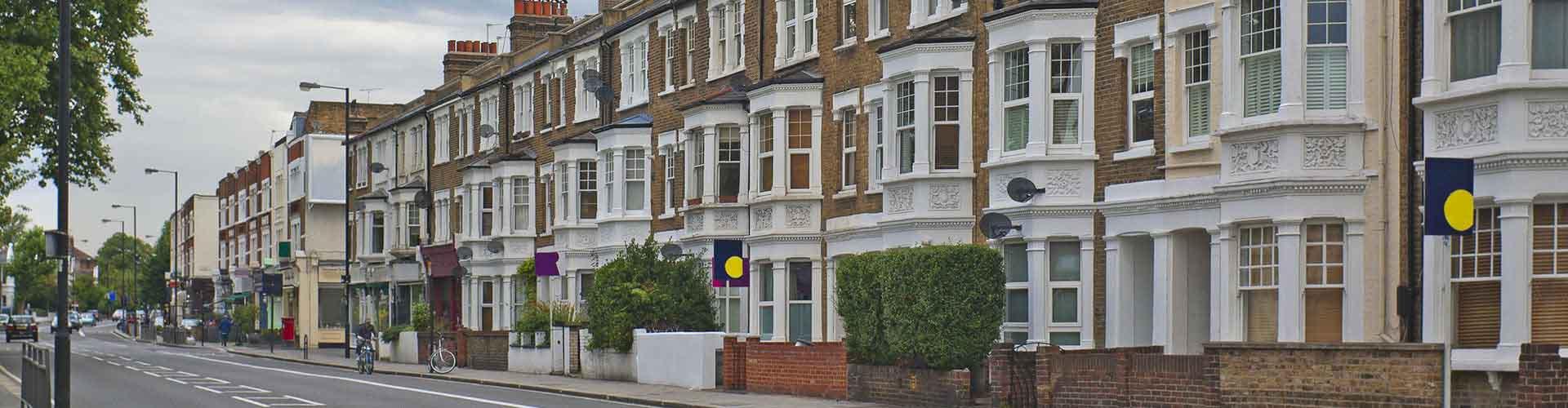 Lontoo – Hostellit kaupungiosassa Fulham. Lontoo -karttoja, valokuvia ja arvosteluja kaikista Lontoo -hostelleista.
