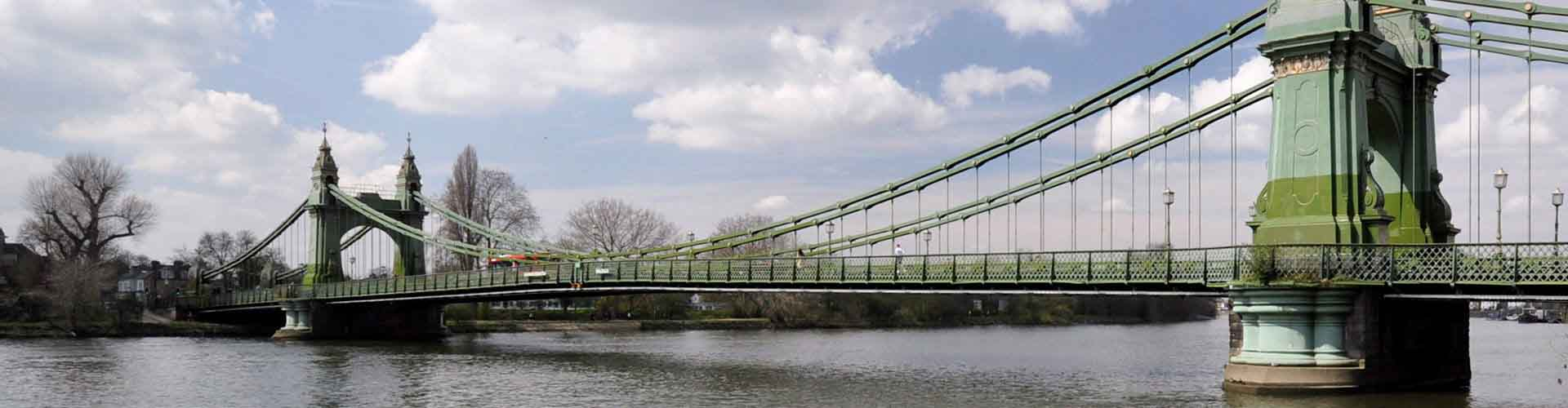 Lontoo – Retkeily kaupungiosassa Hammersmith. Lontoo -karttoja, valokuvia ja arvosteluja kaikista Lontoo -retkeilyalueista.