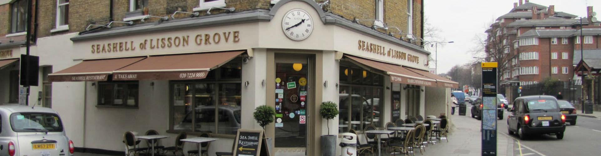 Lontoo – Retkeily kaupungiosassa Lisson Grove. Lontoo -karttoja, valokuvia ja arvosteluja kaikista Lontoo -retkeilyalueista.