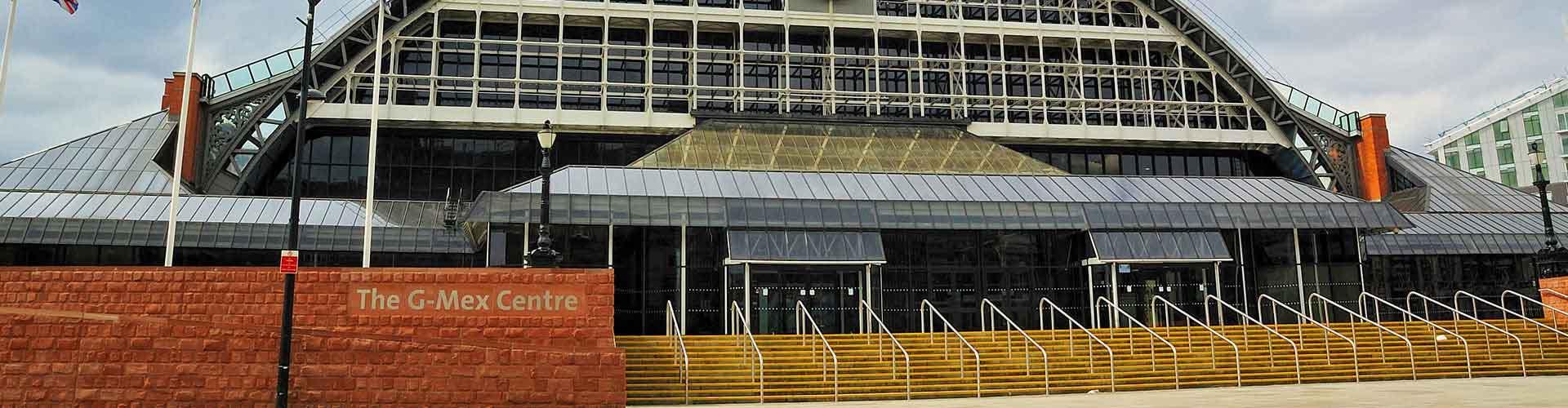 Manchester – Hostellit kaupungiosassa Keskeinen. Manchester -karttoja, valokuvia ja arvosteluja kaikista Manchester -hostelleista.