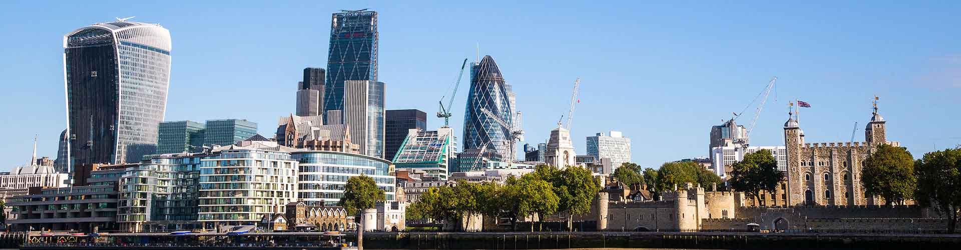 Lontoo – Hostellit lähellä Kupungin keskusta. Lontoo -karttoja, valokuvia ja arvosteluja kaikista Lontoo -hostelleista.