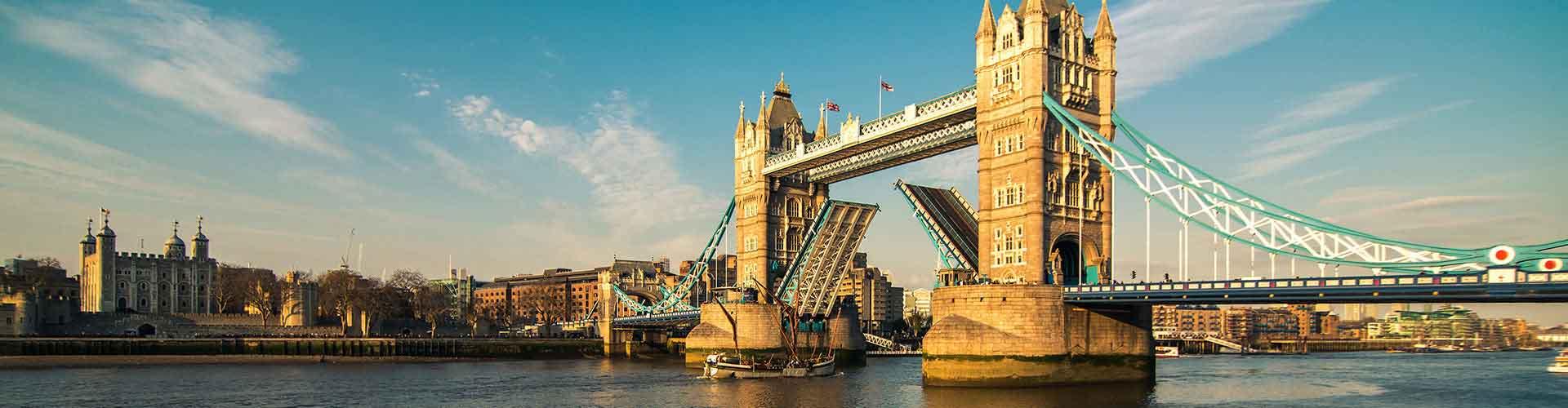 Lontoo – Hostellit lähellä Tower Bridge. Lontoo -karttoja, valokuvia ja arvosteluja kaikista Lontoo -hostelleista.