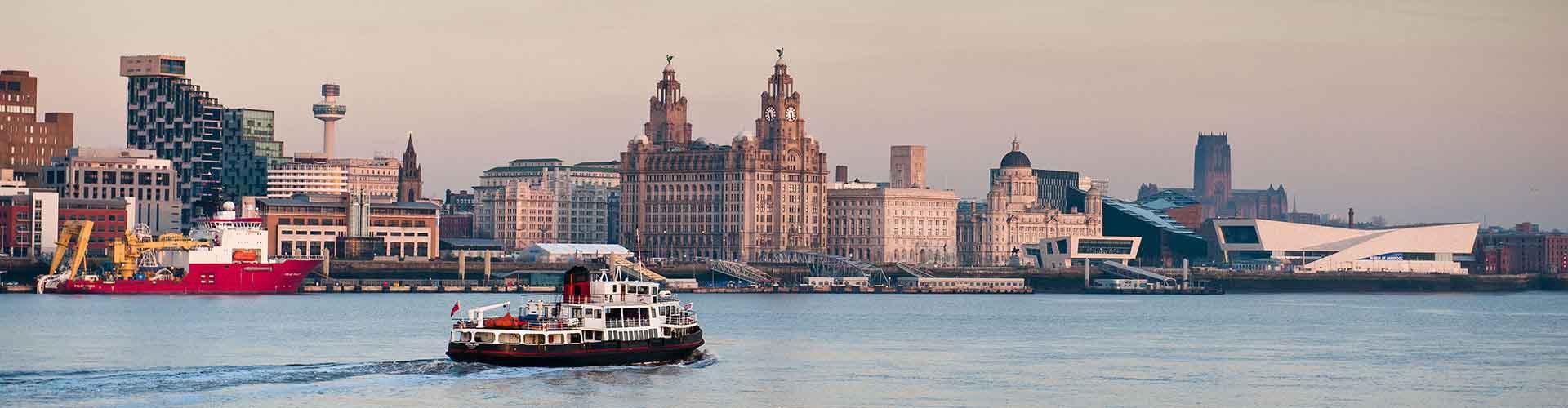 Liverpool – Hostellit kaupungiosassa Keskeinen. Liverpool -karttoja, valokuvia ja arvosteluja kaikista Liverpool -hostelleista.