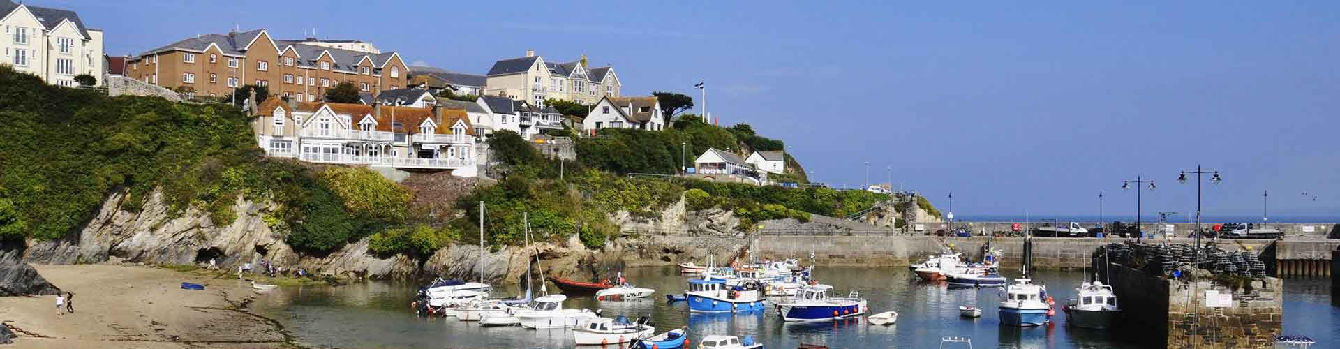 Newquay – Student accommodations, hostels and coworking spaces in Newquay (Englanti). Maps of Newquay, photos and reviews for each place in Newquay.