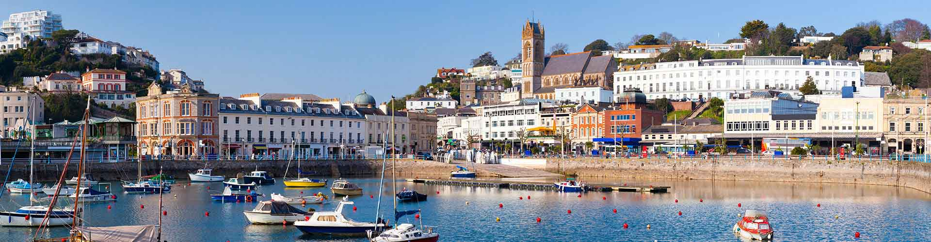 Torquay – Student accommodation, hostels and coworking spaces in Torquay (Englanti). Maps of Torquay, photos and reviews for each place in Torquay.