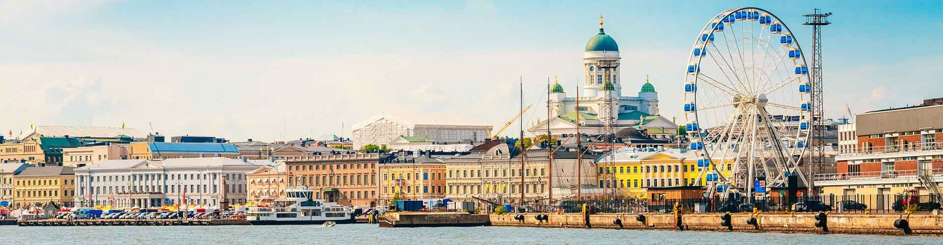 Helsinki – Student accommodations, hostels and coworking spaces in Helsinki (Suomi). Maps of Helsinki, photos and reviews for each place in Helsinki.