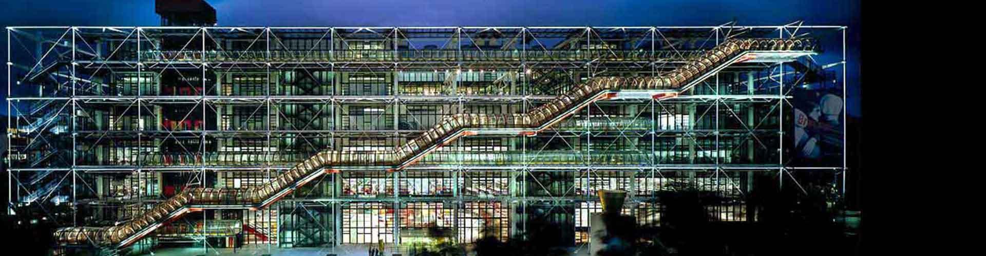 Pariisi – Hostellit lähellä Centre Pompidou. Pariisi -karttoja, valokuvia ja arvosteluja kaikista Pariisi -hostelleista.