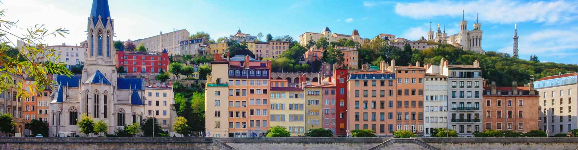 Lyon – Student accommodation, hostels and coworking spaces in Lyon (Ranska). Maps of Lyon, photos and reviews for each place in Lyon.