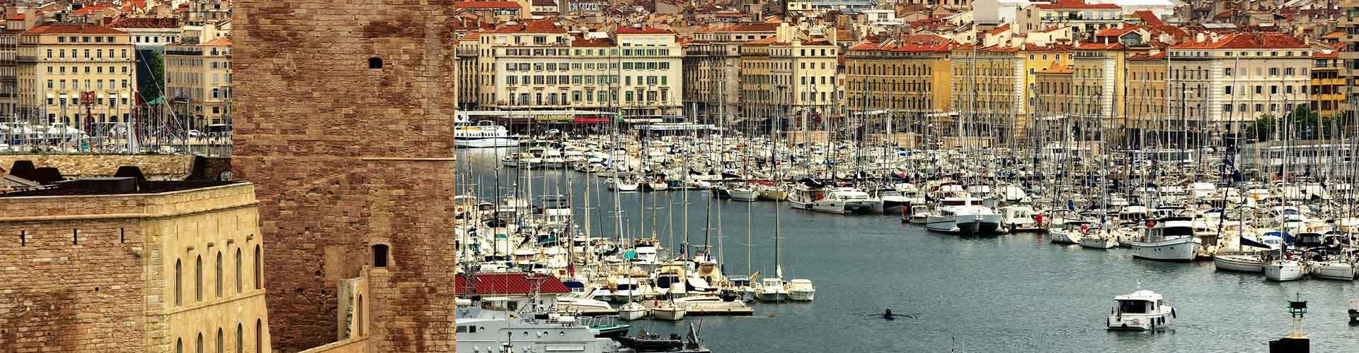 Marseille – Hostellit kohteessa Marseille. Marseille -karttoja, valokuvia ja arvosteluja kaikista Marseille -hostelleista.
