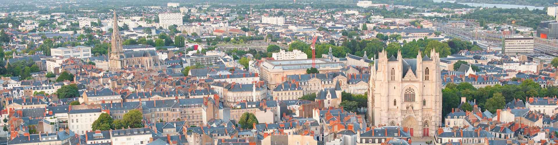 Nantes – Hostellit kaupungiosassa Route De Sainte-Luce. Nantes -karttoja, valokuvia ja arvosteluja kaikista Nantes -hostelleista.