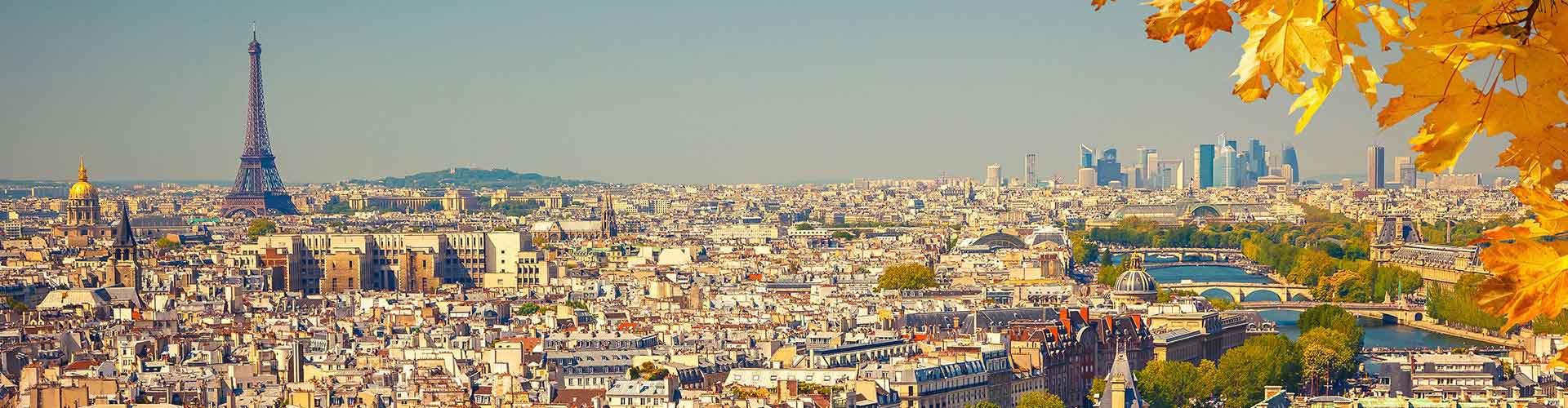 Pariisi – Hotellit kaupungiosassa Seitsemästoista District. Pariisi -karttoja, valokuvia ja arvosteluja kaikista Pariisi -hotelleista.