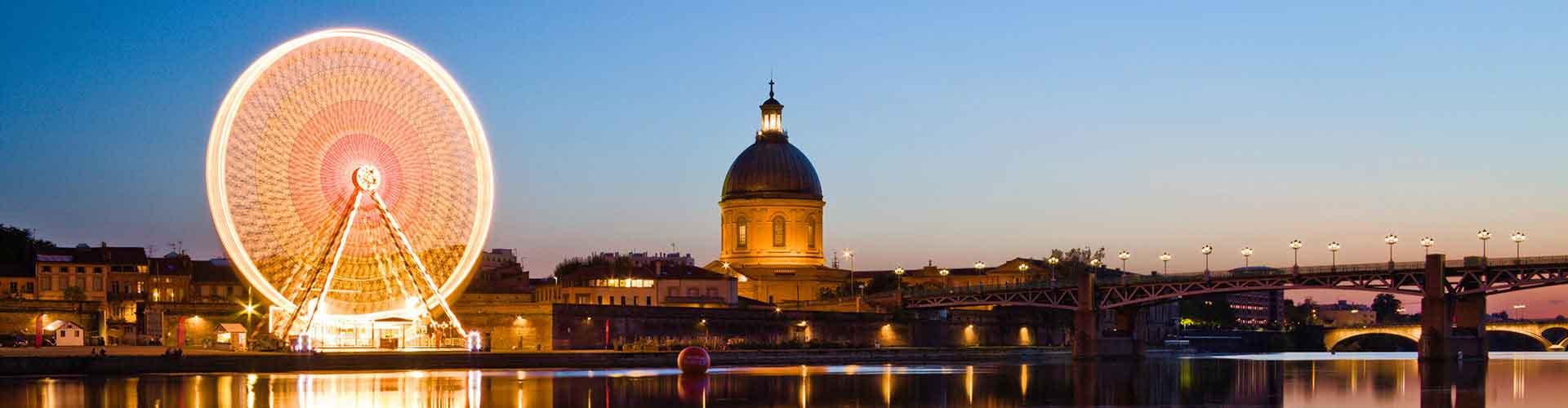 Toulouse – Hostellit kaupungiosassa Kortteeri 5. Toulouse -karttoja, valokuvia ja arvosteluja kaikista Toulouse -hostelleista.