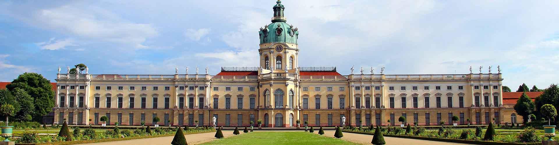 Berlin – Huoneet kaupungiosassa Wilmersdorf. Berlin -karttoja, valokuvia ja arvosteluja kaikista Berlin -huoneista.
