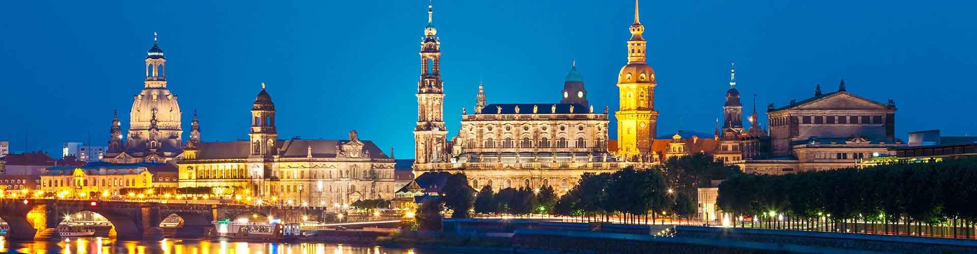 Dresden – Hostellit kohteessa Dresden. Dresden -karttoja, valokuvia ja arvosteluja kaikista Dresden -hostelleista.