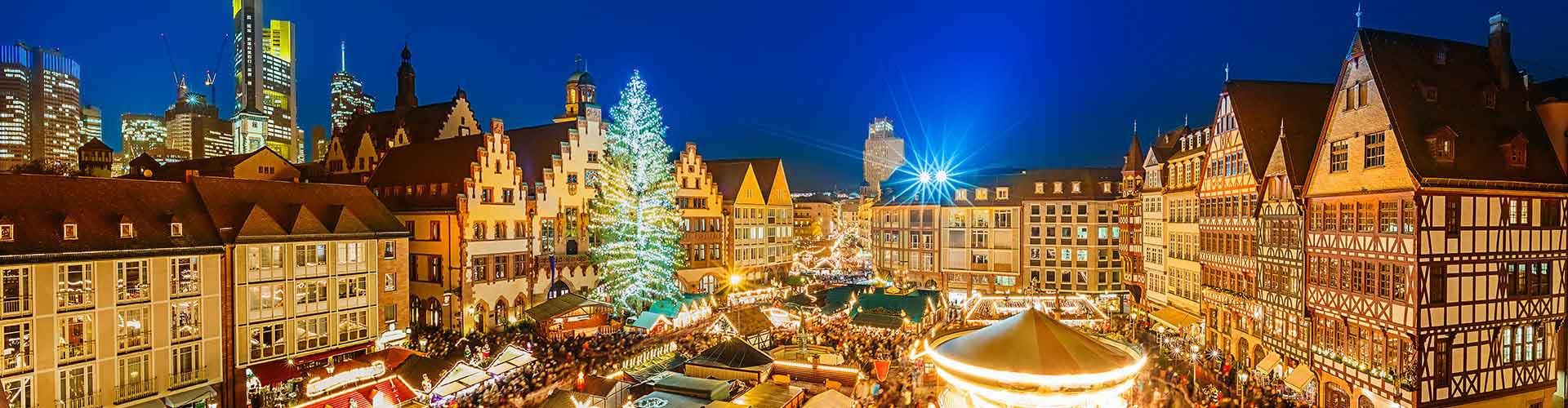Frankfurt am Main – Hostellit kohteessa Frankfurt am Main. Frankfurt am Main -karttoja, valokuvia ja arvosteluja kaikista Frankfurt am Main -hostelleista.