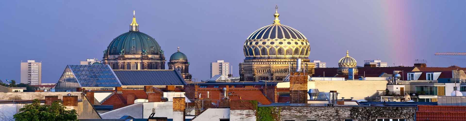 Berlin – Hostellit lähellä Neue Synagoge. Berlin -karttoja, valokuvia ja arvosteluja kaikista Berlin -hostelleista.