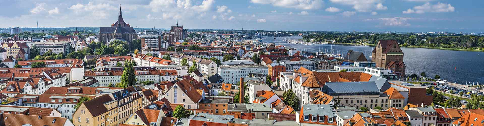 Rostock – Student accommodations, hostels and coworking spaces in Rostock (Saksa). Maps of Rostock, photos and reviews for each place in Rostock.