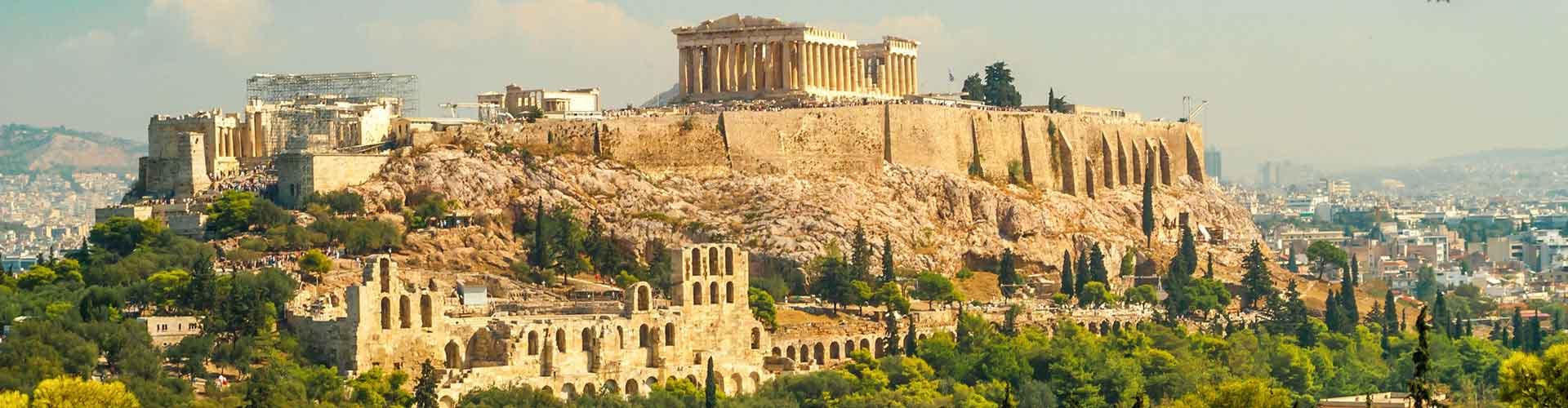 Ateena – Hostellit kohteessa Ateena. Ateena -karttoja, valokuvia ja arvosteluja kaikista Ateena -hostelleista.