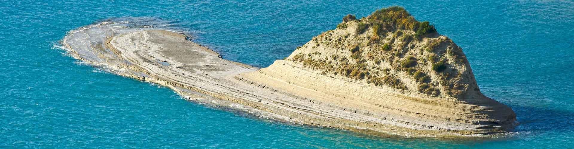 Korfu – Hostellit kohteessa Korfu. Korfu -karttoja, valokuvia ja arvosteluja kaikista Korfu -hostelleista.