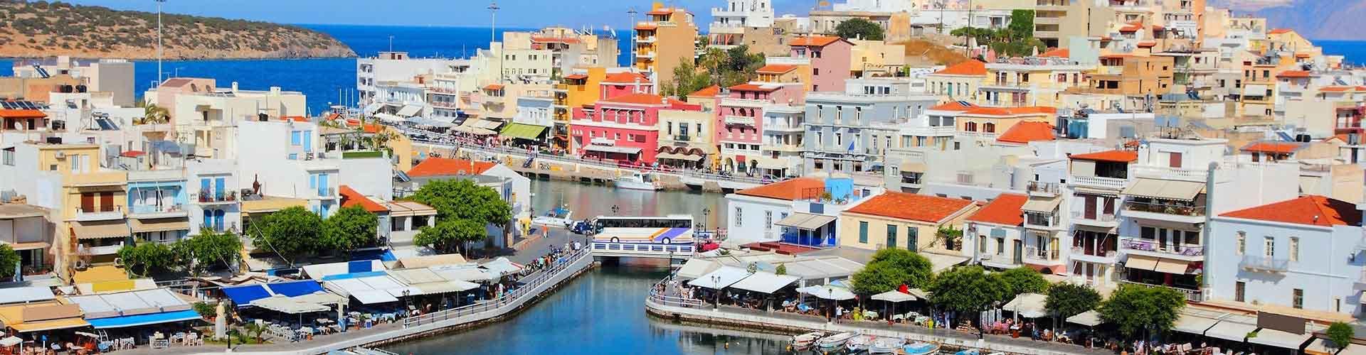 Kreetan saari – Hostellit kohteessa Kreetan saari. Kreetan saari -karttoja, valokuvia ja arvosteluja kaikista Kreetan saari -hostelleista.