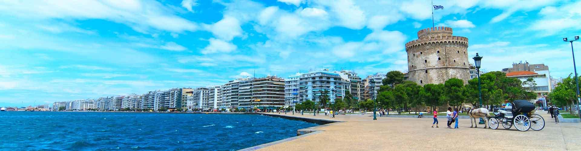 Thessaloniki – Hostellit kohteessa Thessaloniki. Thessaloniki -karttoja, valokuvia ja arvosteluja kaikista Thessaloniki -hostelleista.