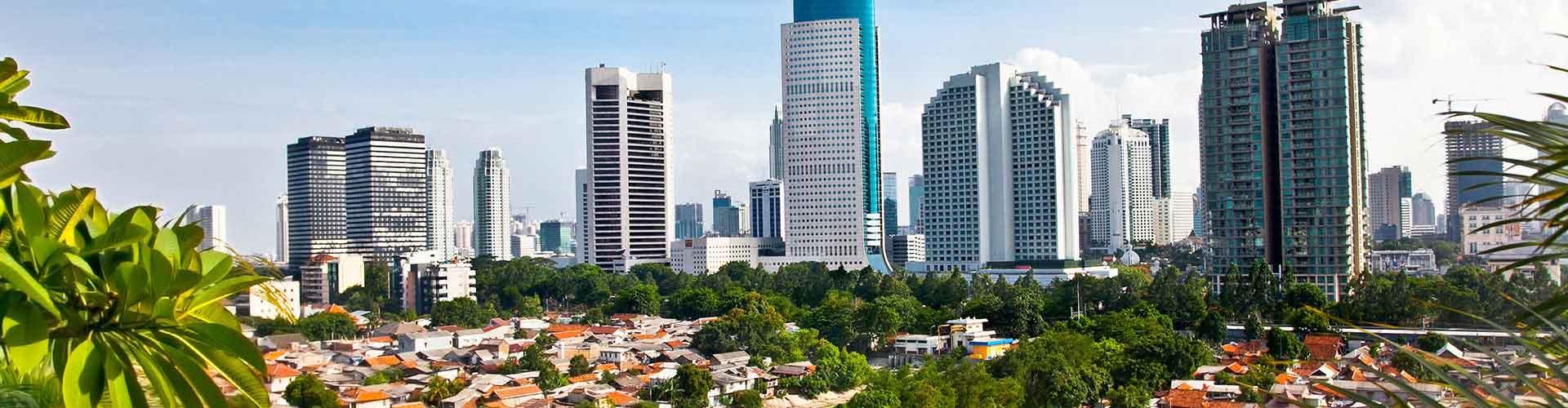 Jakarta – Hostellit kohteessa Jakarta. Jakarta -karttoja, valokuvia ja arvosteluja kaikista Jakarta -hostelleista.