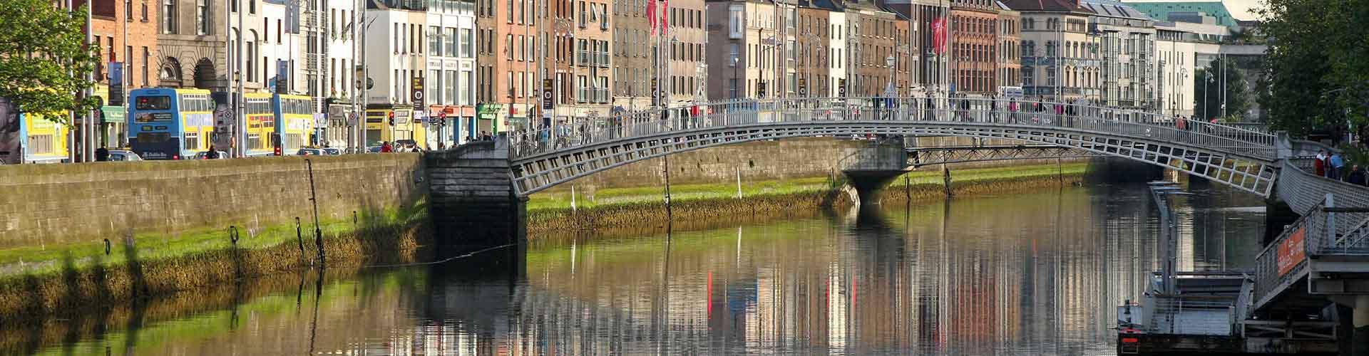 Dublin – Hostellit kaupungiosassa Kaupungin keskusta. Dublin -karttoja, valokuvia ja arvosteluja kaikista Dublin -hostelleista.