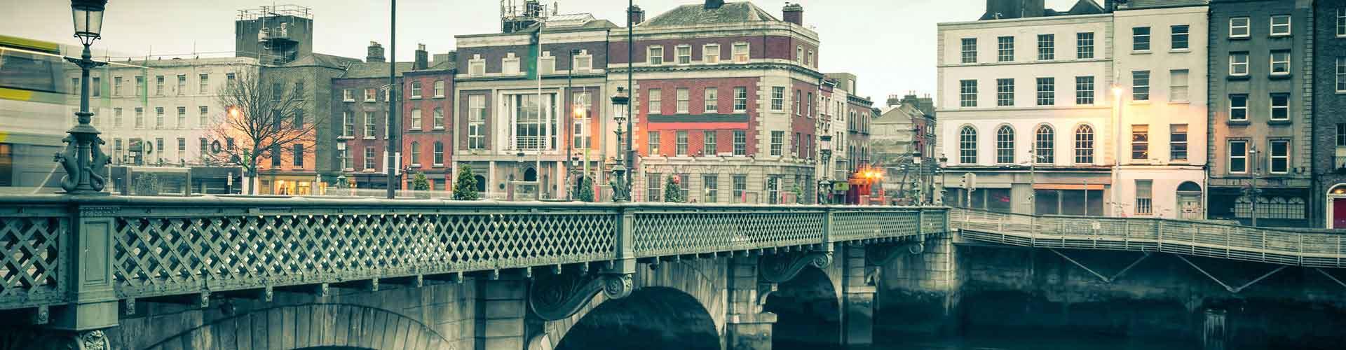 Dublin – Hostellit kaupungiosassa Pembroke. Dublin -karttoja, valokuvia ja arvosteluja kaikista Dublin -hostelleista.