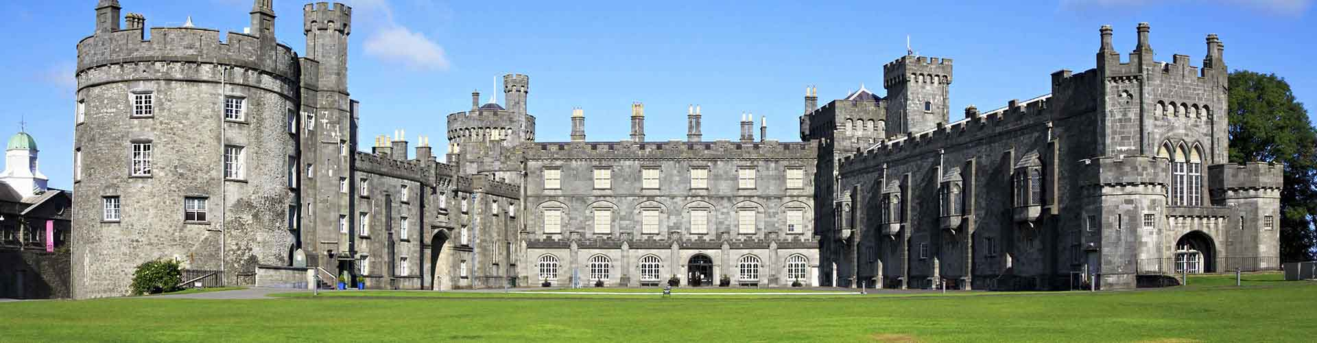 Kilkenny – Student accommodations, hostels and coworking spaces in Kilkenny (Irlanti). Maps of Kilkenny, photos and reviews for each place in Kilkenny.
