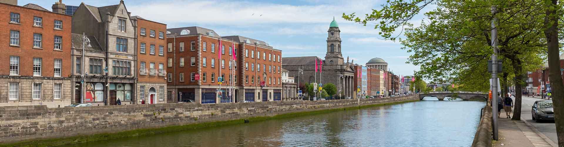 Dublin – Hostellit lähellä Kupungin keskusta. Dublin -karttoja, valokuvia ja arvosteluja kaikista Dublin -hostelleista.