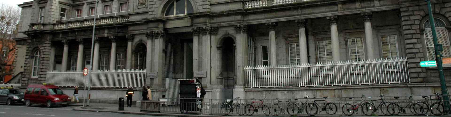 Dublin – Hostellit lähellä Dublin Connolly rautatieasema. Dublin -karttoja, valokuvia ja arvosteluja kaikista Dublin -hostelleista.